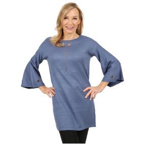 Damen-Pullover 'Pretty Lady' jeansblau