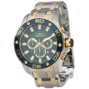 """INVICTA Chronograph """"Pro Diver"""" bicolor"""