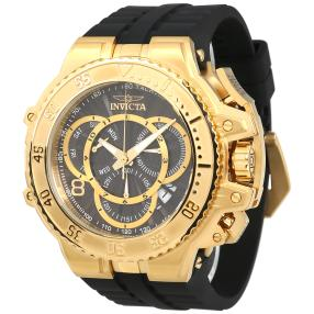 "INVICTA Chronograph ""Excursion"" vergoldet"