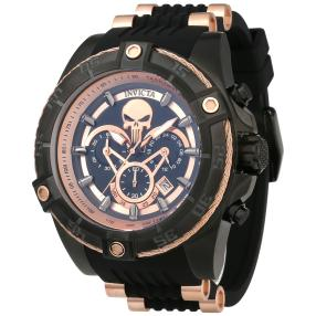 "INVICTA Chronograph MARVEL ""Punisher"""