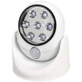 EASYmaxx LED-Spot mit Bewegungsmelder