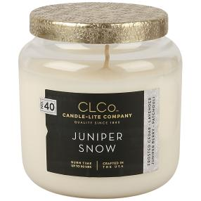 "Candle-Lite Duftkerze ""Juniper Snow"""