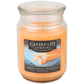 "Candle-Lite Duftkerze ""Orange/Vanille"""