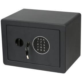 3er Uhrenbeweger Tresor schwarz