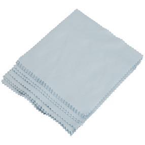 Microfaser-Brillenreinigungstücher 10er Pack
