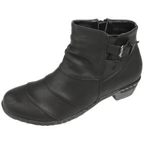 IDENTITY Damen-Stiefeletten schwarz