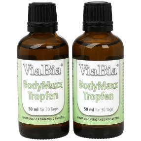 ViaBia BodyMAXX Tropfen 2 x 50 ml