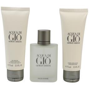"Giorgio Armani ""Acqua Di Gio"" Pour Homme 3er Set"