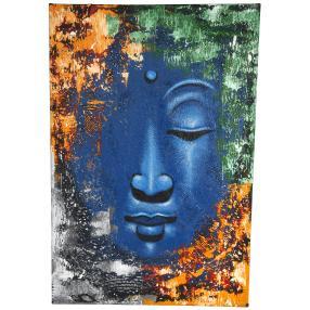 Darimana Buddha Aquarell Diam 40x60cm