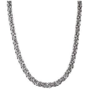 Königskette 925 Sterling Silber, ca. 45 cm