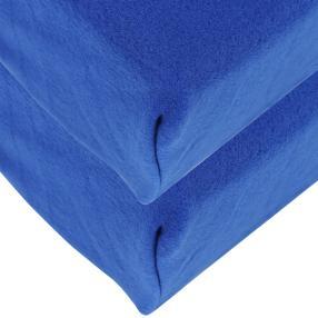 WinterDreams Laken 100 x 200 cm, blau