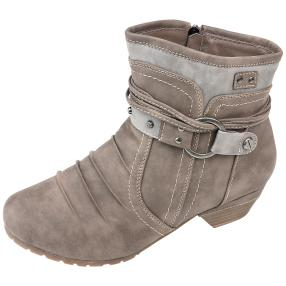 SUPER IN Stiefeletten taupe