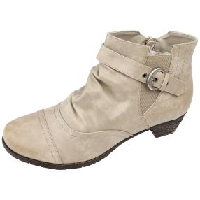 SUPER IN Stiefeletten stone