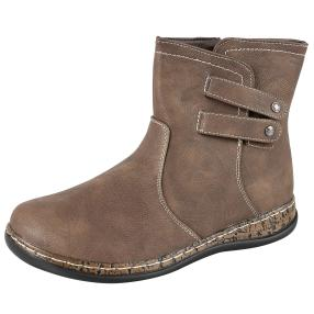 SUPER IN Stiefeletten braun