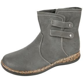 SUPER IN Damen-Stiefeletten dunkelgrau