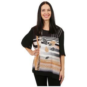 Damen-Shirt 'Alicia' multicolor