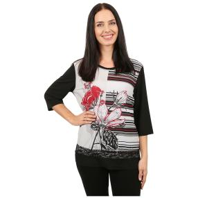 Damen-Shirt 'Aurora' multicolor