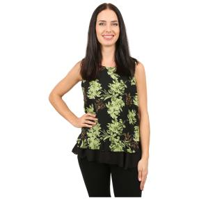 Damen-Shirt 'Giulia' doppellagig multicolor