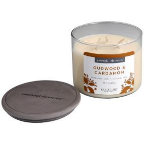 Candle-Lite Duftkerze Oudwood-Cardamom