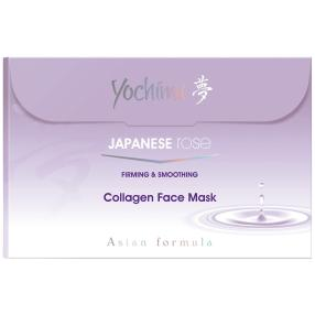 Yochimu Japanese Rose Collagen Maske 1 Stück