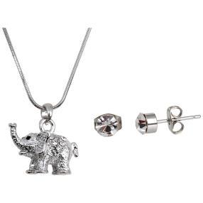 Kette mit Anhänger Elefant