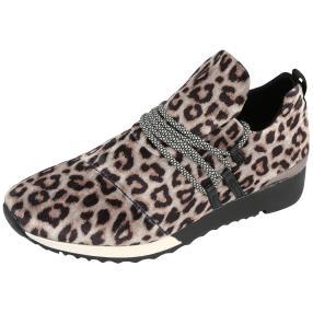 SPROX Damen-Sneaker leo taupe