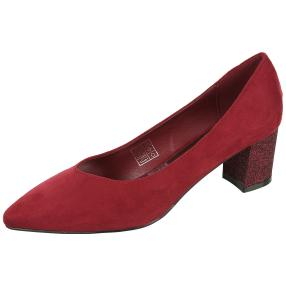 Claudia Ghizzani Damen-Pumps bordeaux