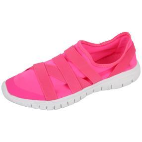 Claudia Ghizzani Stretch-Sneaker pink ultraleicht