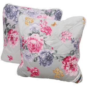Stoffhanse Kissen 80 x 80 cm, 2er Set floral