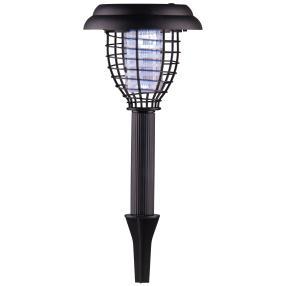 Solar Insektenvernichter und Lampe