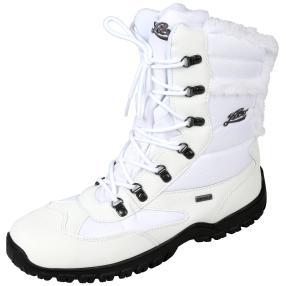 LICO COMFORTEX-Boots Saskia weiß wasserabweisend