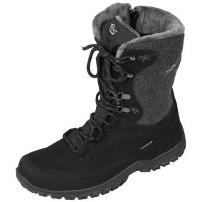 LICO COMFORTEX-Boots Maike schwarz wasserabweisend