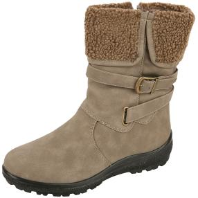 NORWAY ORIGINALS Damen-Boots taupe