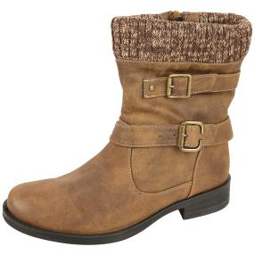 NORWAY ORIGINALS Damen-Boots bronze