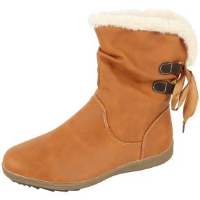 NORWAY ORIGINALS Damen-Boots braun