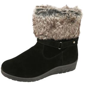 NORWAY ORIGINALS Damen-Boots schwarz