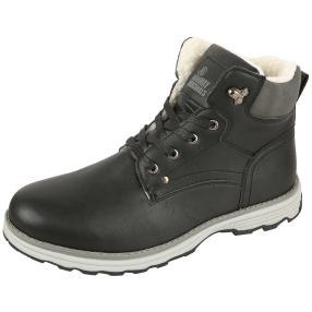 NORWAY ORIGINALS Herren-Boots schwarz