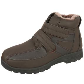 NORWAY ORIGINALS Herren-Boots dunkelbraun