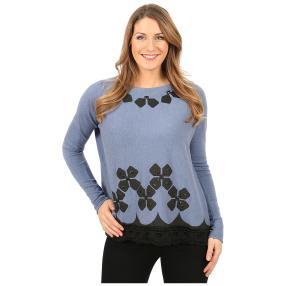 Damen-Pullover 'Tosca' blau