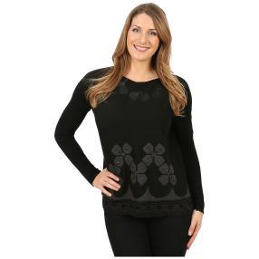 Damen-Pullover 'Tosca' schwarz
