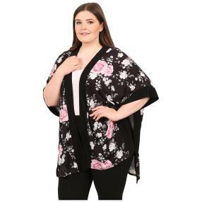 CANDY CURVES Kimono multicolor