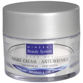 Mineral Beauty System Nachtcreme Q10 50ml