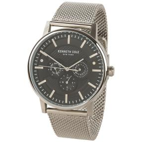 Kenneth Cole Multifunktionsuhr Quarz Milanaise