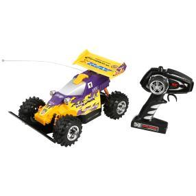 M1 Race Buggy, violett/gelb