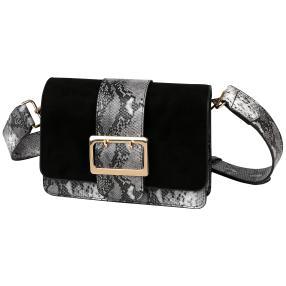 Bags by CG Umhängetasche weiß python