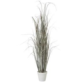 Grasbusch geeist, 83 cm