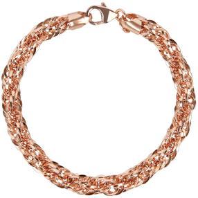 Armband Bronze, rosévergoldet