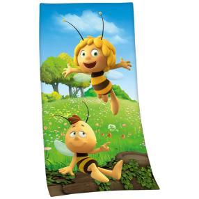 Badelaken Biene Maja 75x150cm