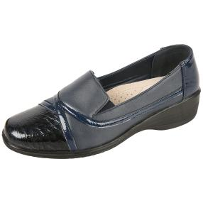TOPWAY Comfort Slipper navy