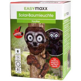 "EASYmaxx Solar-Baumtier ""Faultier"""